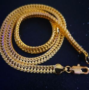 Accessories - New!Male chain.Gold Plated18K.